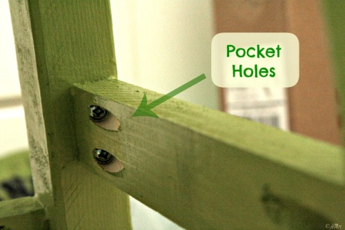 pocket holes