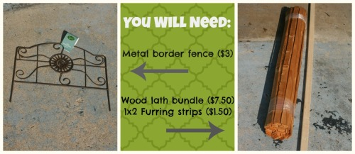 trellis supplies