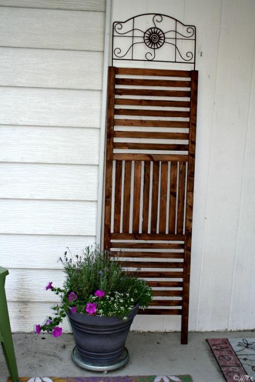 12 Outdoor Trellis Privacy Screen Diy Happyandsimple