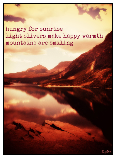 mountain haiku