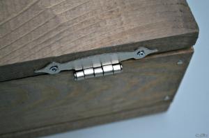 shelf hinge